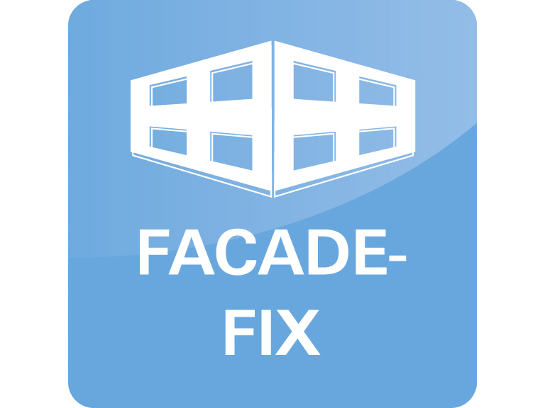 fischer design software FIXPERIENCE- Facade-Fix